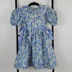 Vintage Sylvia Whyte for Jacobson's toddler dress